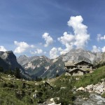 Wandelvakantie in de Franse Alpen: wandelen, lopen en mountainbiken: Pralognan La Vanoise nabij Courchevel