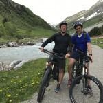 Mountainbiken VTT in Pralognan La Vanoise