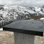 Table d'orientation du Petit Mont Blanc