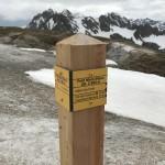 Summit Petit Mont Blanc