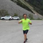 Hardlopen in de Franse Alpen in Pralognan La Vanoise