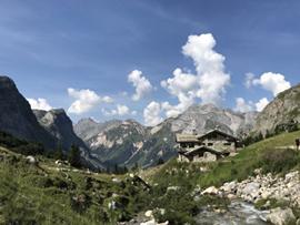 Pralognan vakantie in Franse Alpen