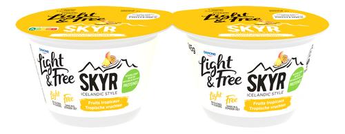 Skyr yohurt eiwitten